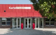 Fachada Museo Kartell. Foto: kartell.com