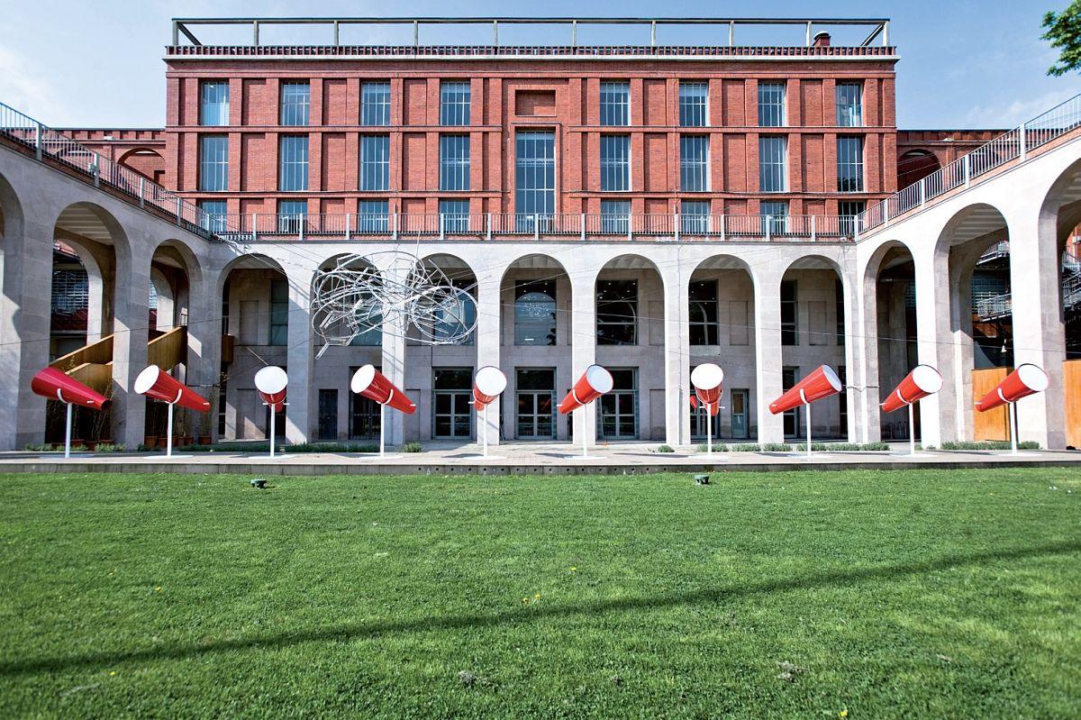 Triennale di Milano. Foto: artslife.com