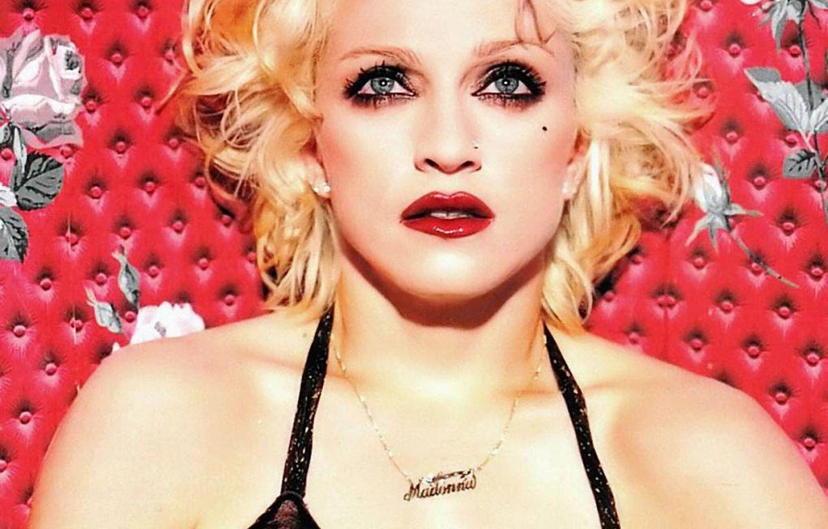 Madonna Foto: mendo.nl