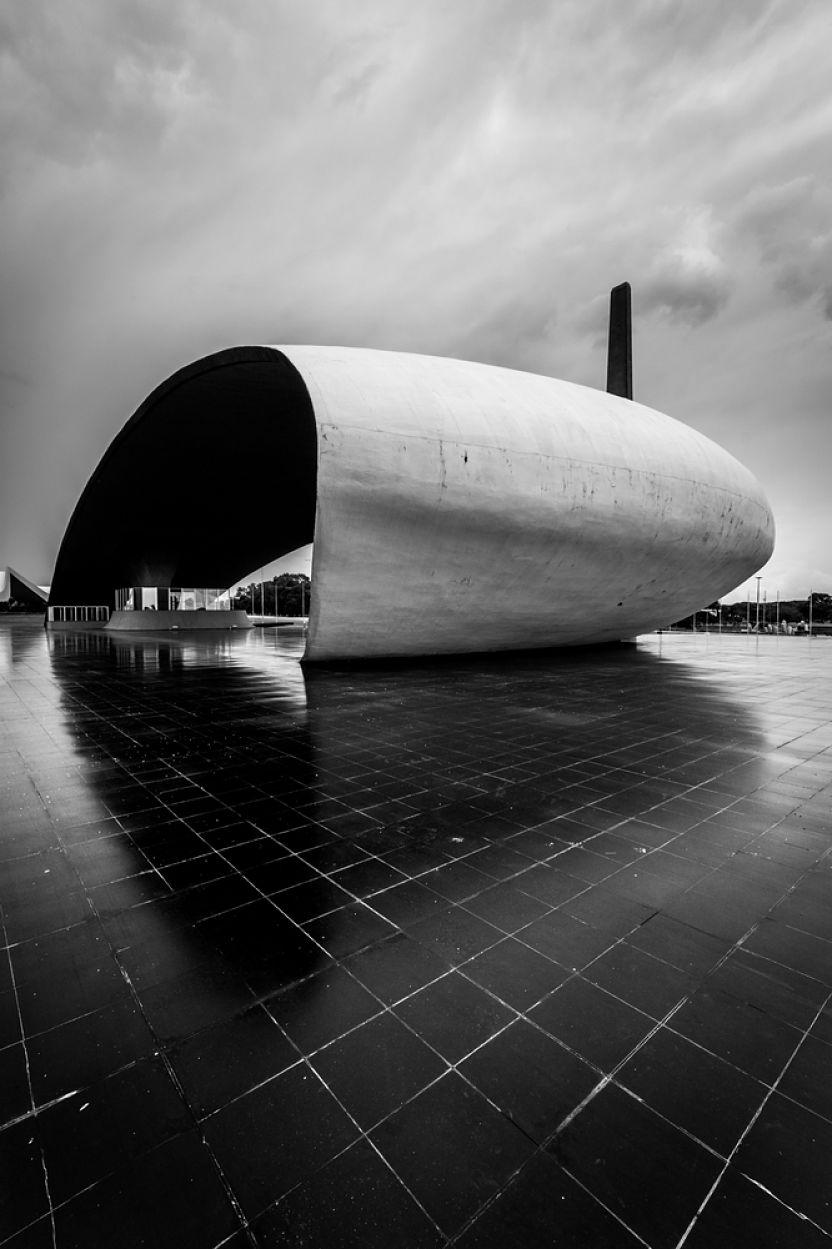 Concha acústica de Brasilia. Foto: © Gonzalo Viramonte