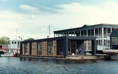 La Casa Flotante de Laust Norgaard