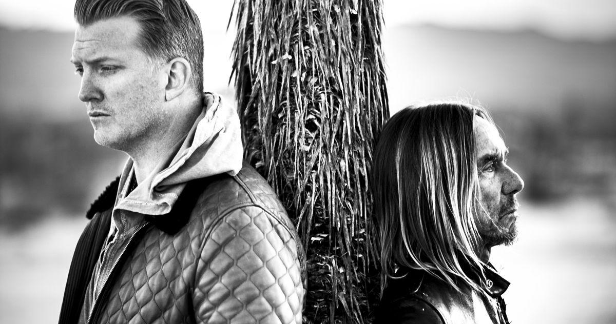 Iggy Pop & Josh Homme. Foto: Andreas Neumann.