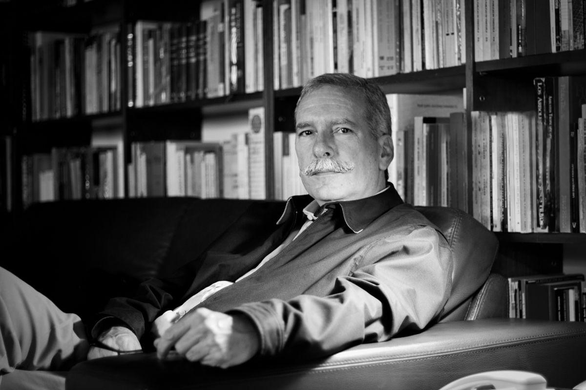 Rafael Arráiz Lucca. Foto: Manuel Reverón.