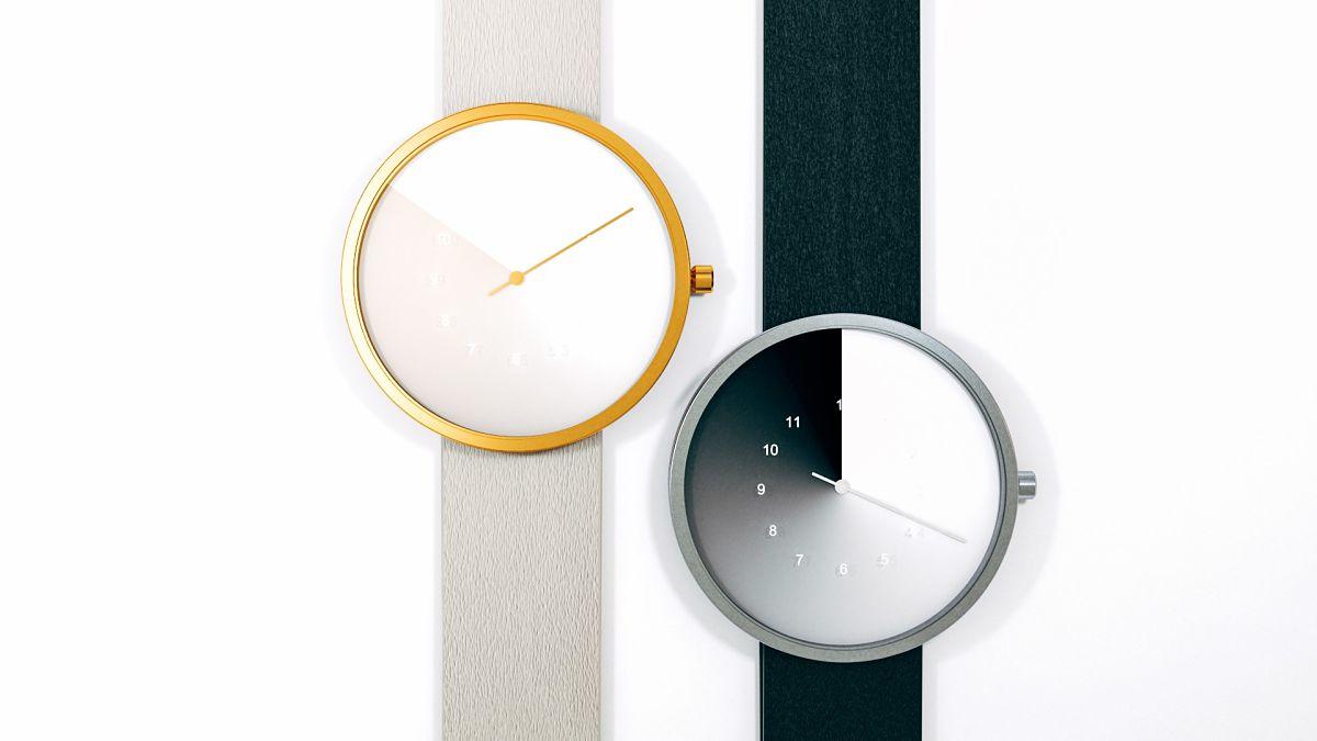 Jung Jiwoong. Reloj Hidden Time. Foto: jungjiwoong.com