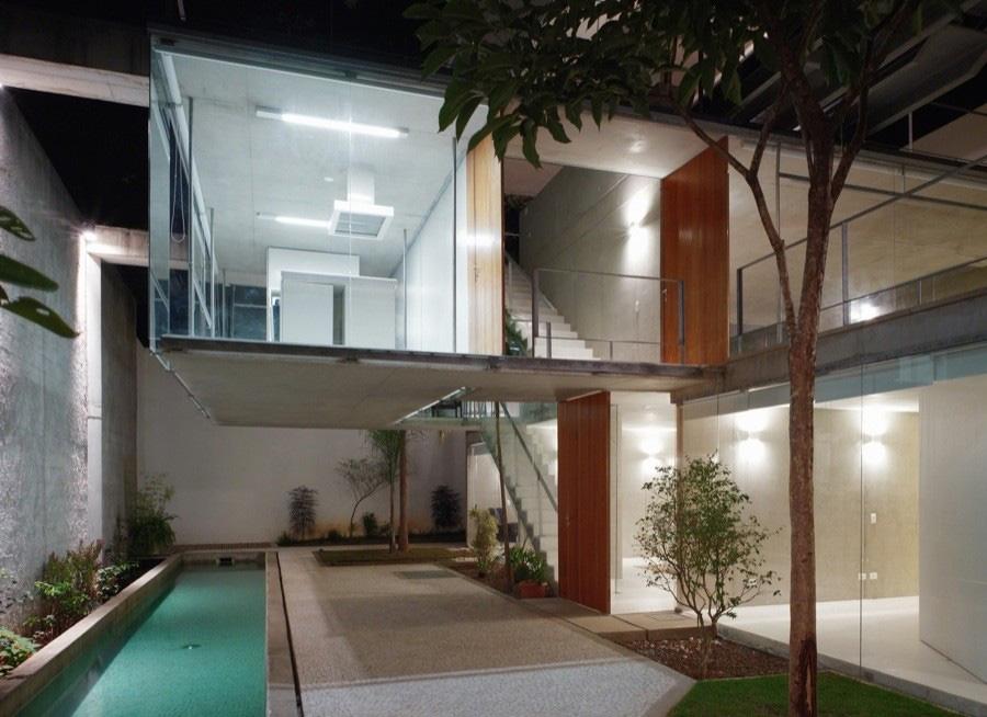 Casa Parapicuiba. Foto: Nelson Kon