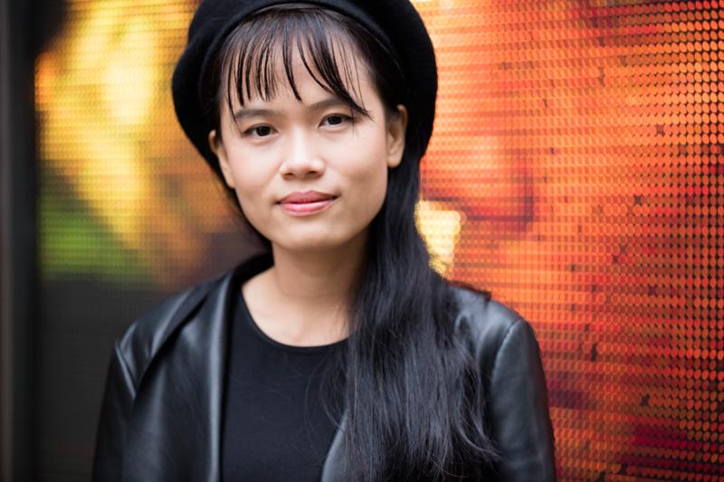 Thao-Nguyen Phan (Visual arts Protégée). Foto: Rolex