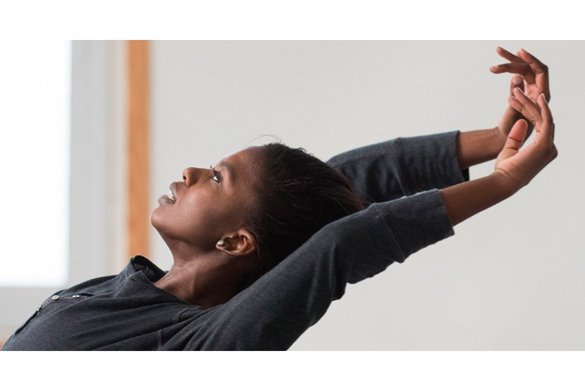 Londiwe Khoza (Dance Proégée). Foto: Rolex