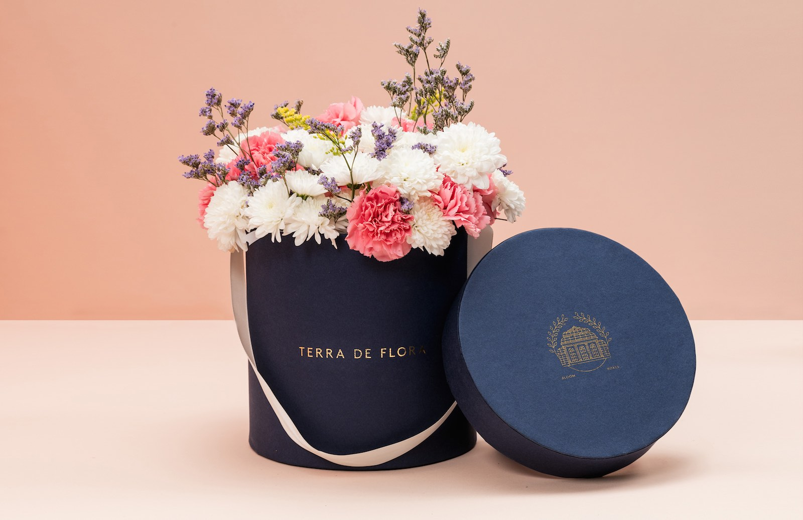 Del branding de Terra de Flora se encargó Parámetro Studio. Foto: parametrostudio.com