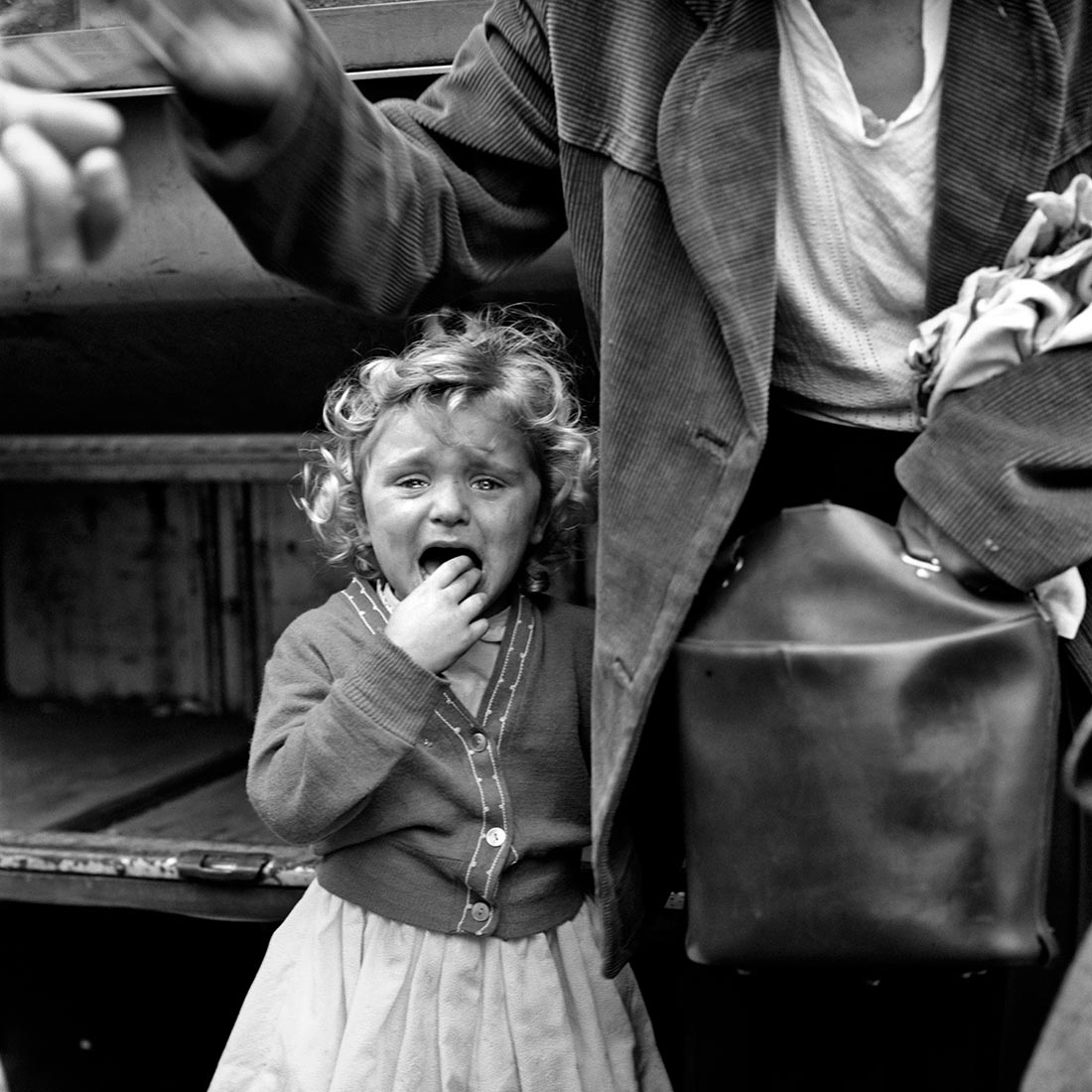 1959, Grenoble, France. Foto: vivianmaier.com