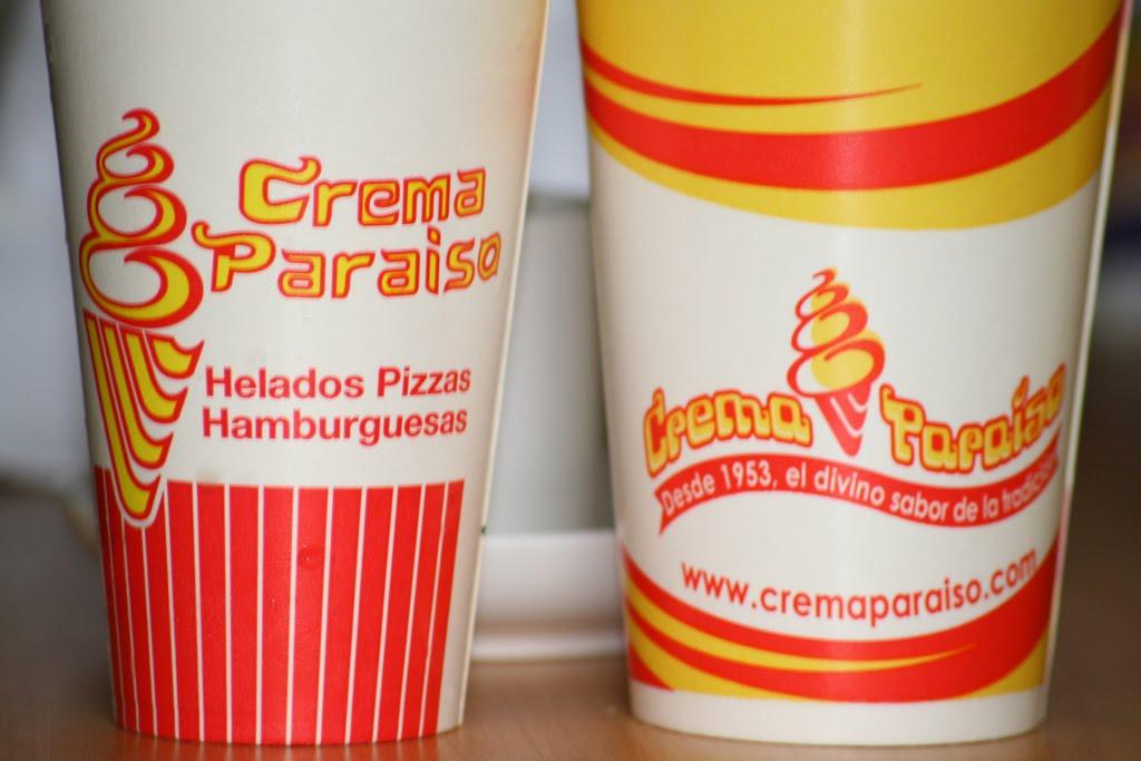 Crema Paraíso. Foto: elgustoesmioccs.blogspot.com