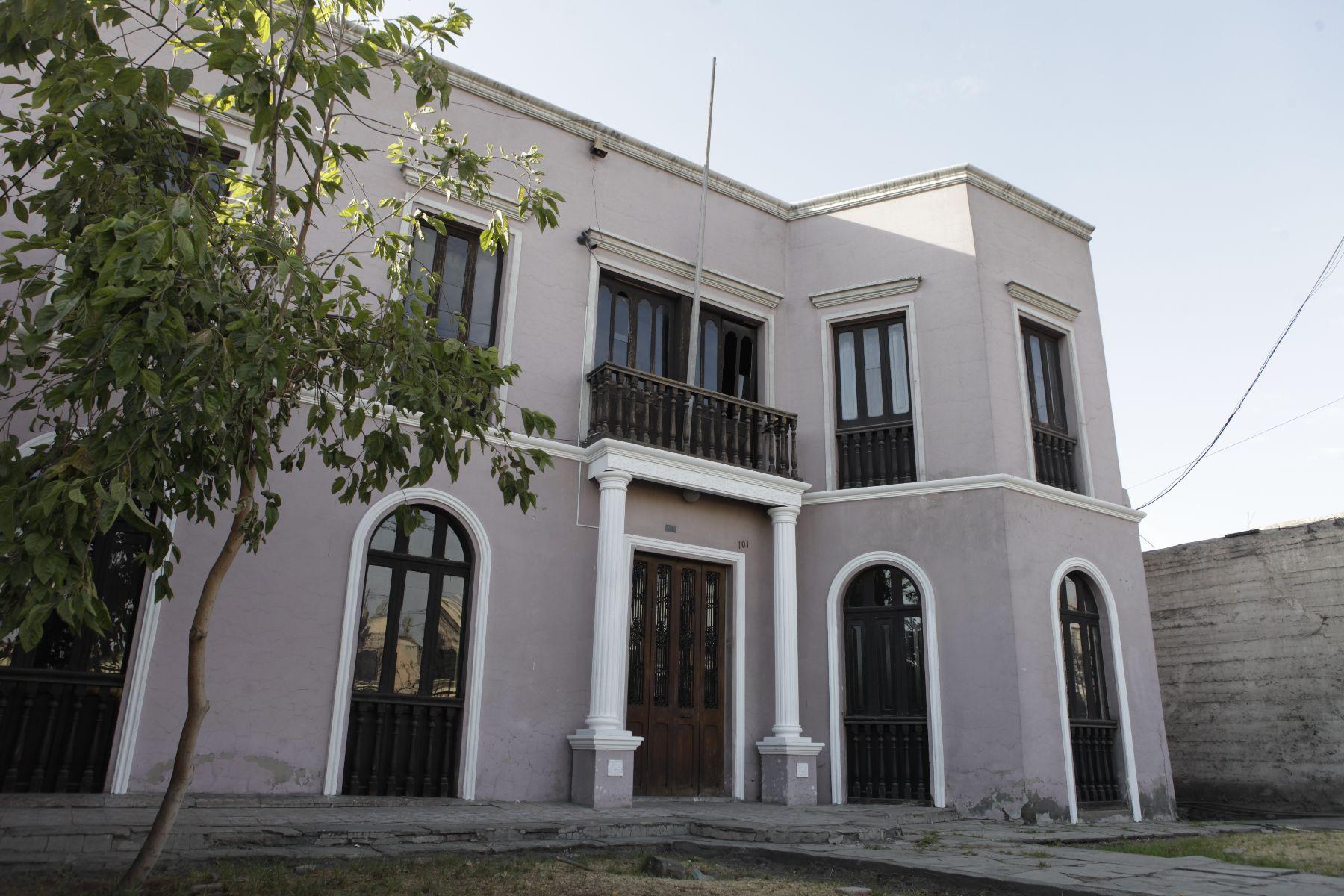 Museo Vargas Llosa, Arequipa, Perú. Foto: andina.com.pe