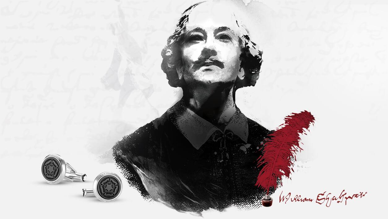 William Shakespeare writers edtition. Foto: montblanc.com