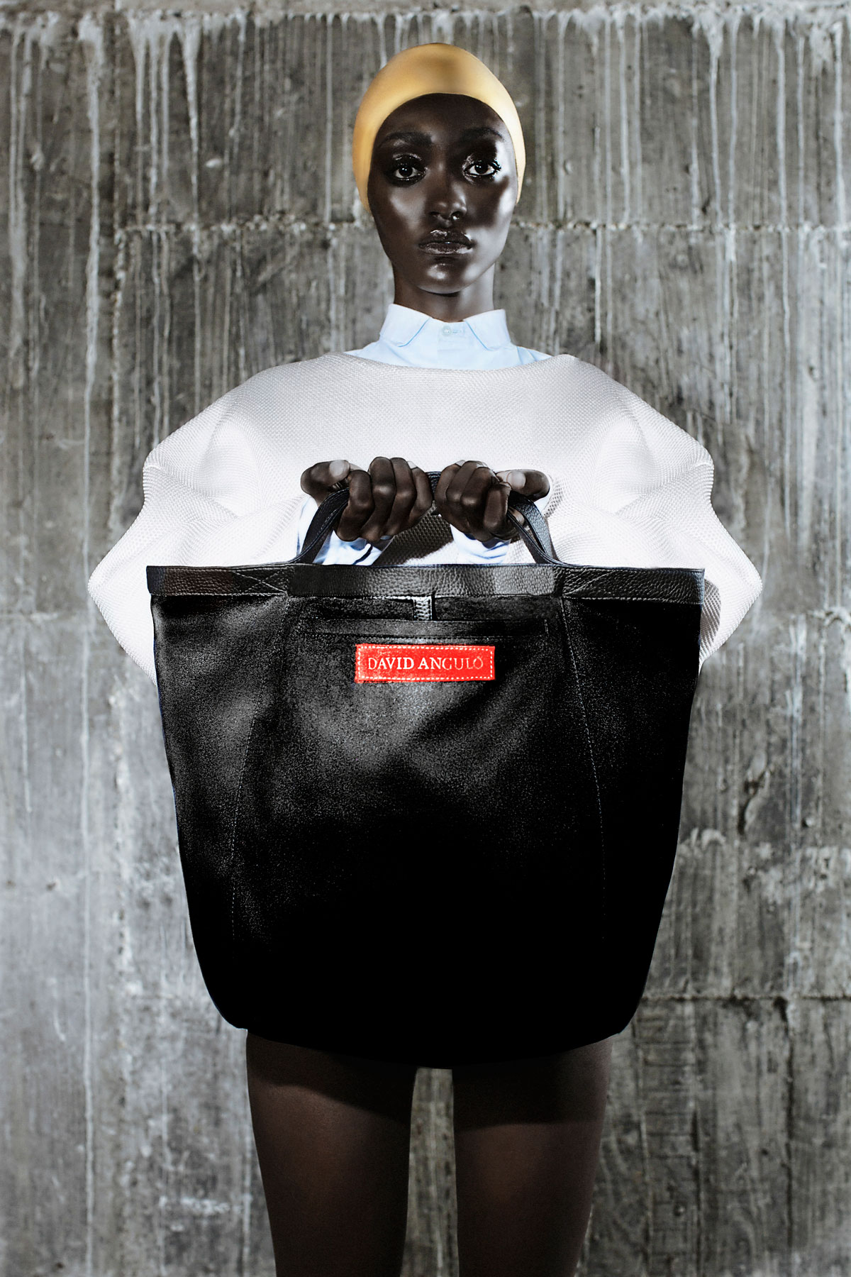Camo Bag, negro (reversible).