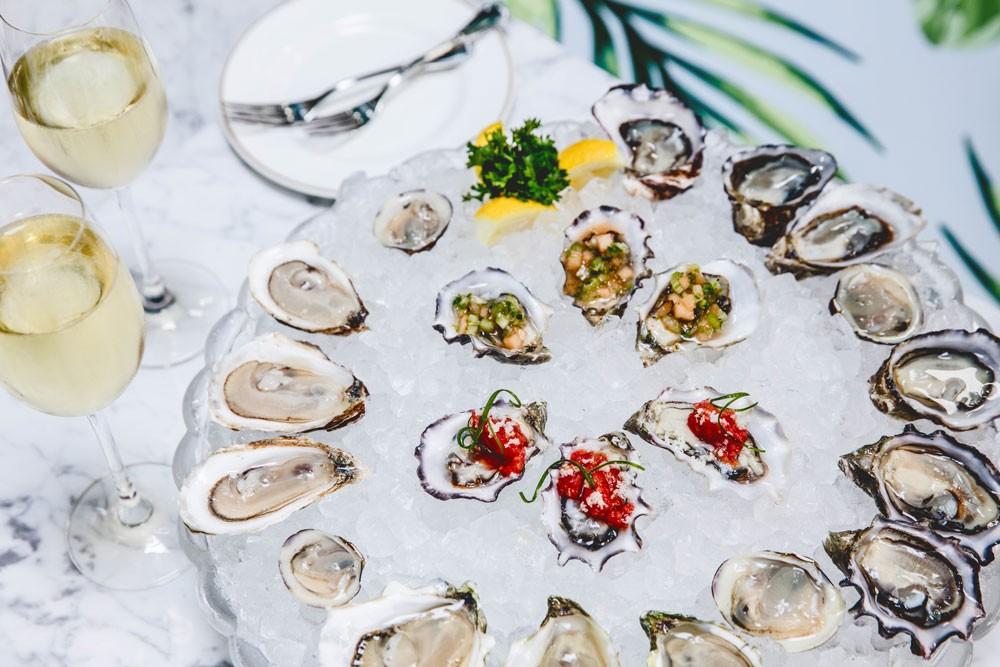 Gastronomía de Leo's Oyster Bar, Foto: leossf.com