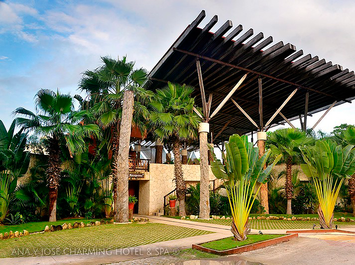 Ana y José Charming Hotel & Spa Tulum. Foto: anayjose.com
