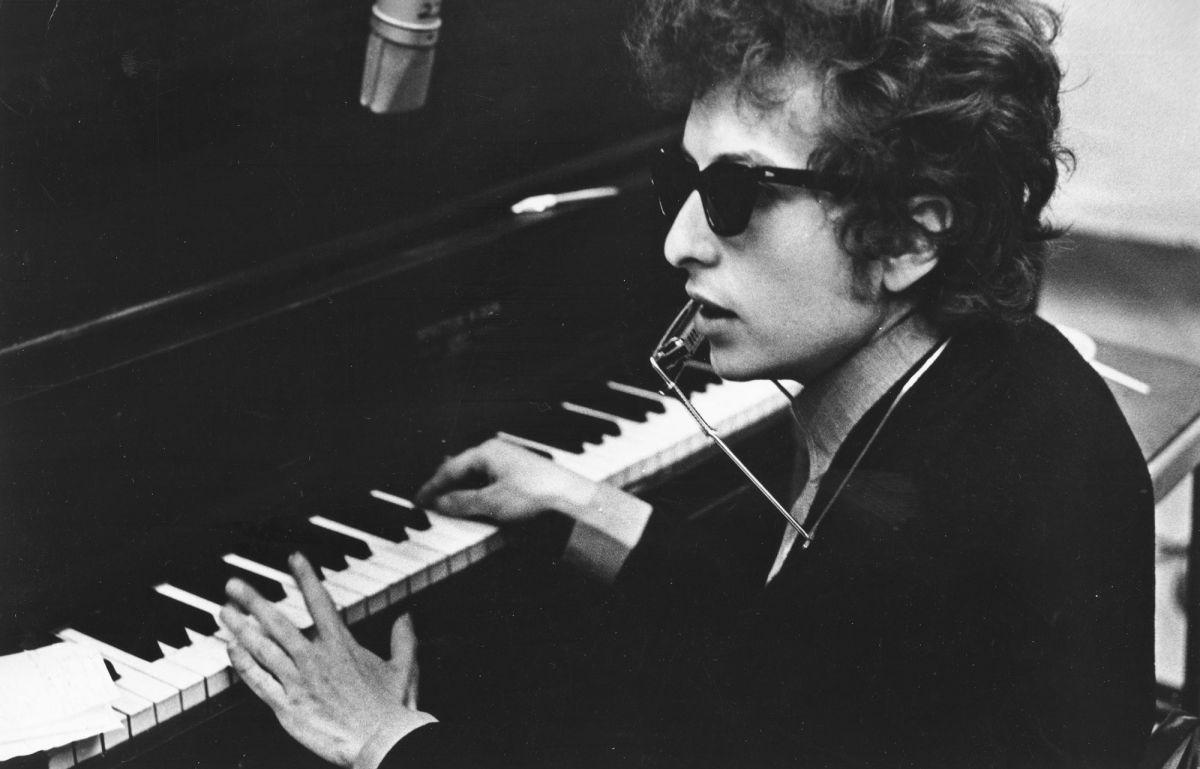 Bob Dylan. Foto: New Yorker.