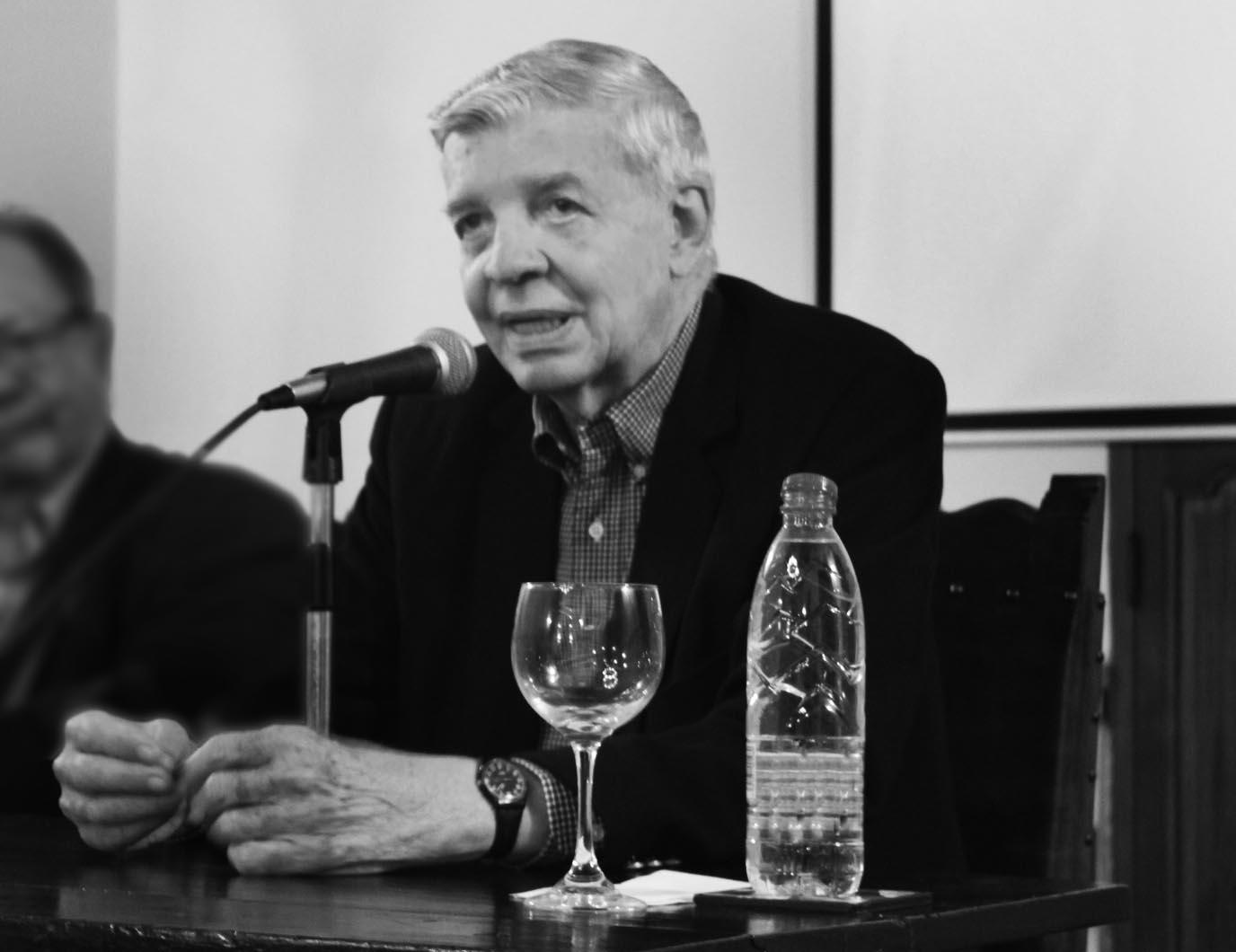 José Rafael Lovera. Foto: David Egui