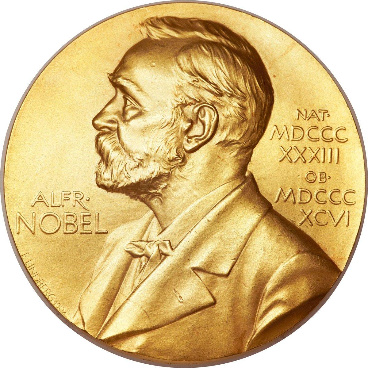 Nobel Prize Medal. Foto: nobelpeaceprize.org