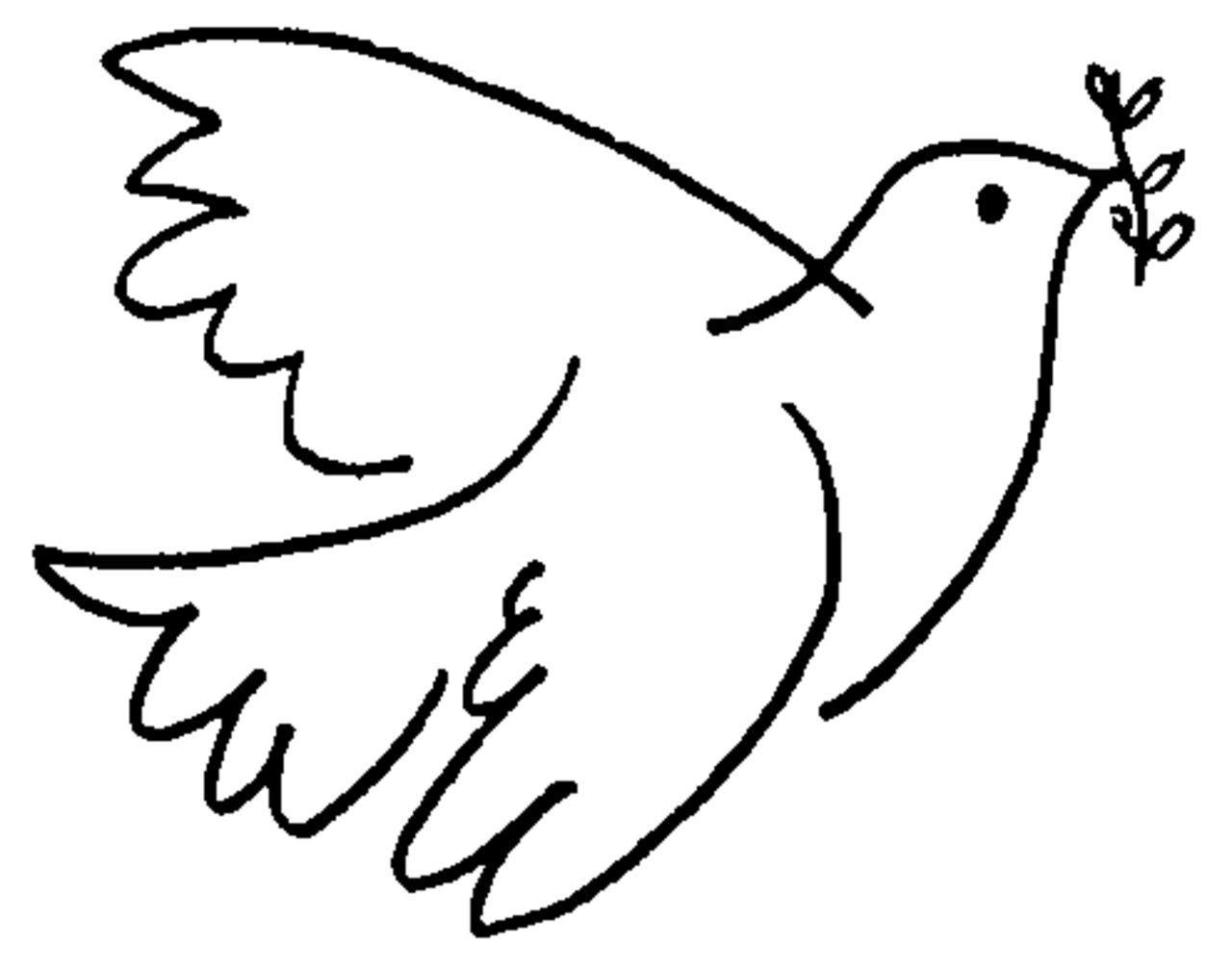 Símbolo de la paz. Foto: sabestusderechos.blogspot.com