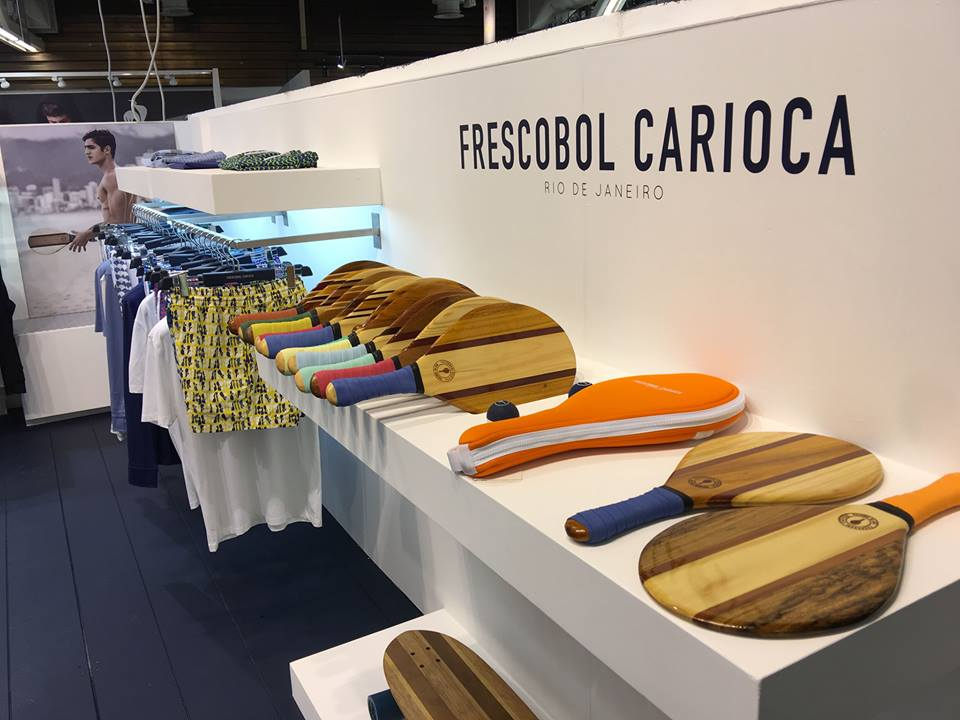 e92d926cff4 El alma tropical y versátil de Frescobol Carioca – LUSTER Magazine