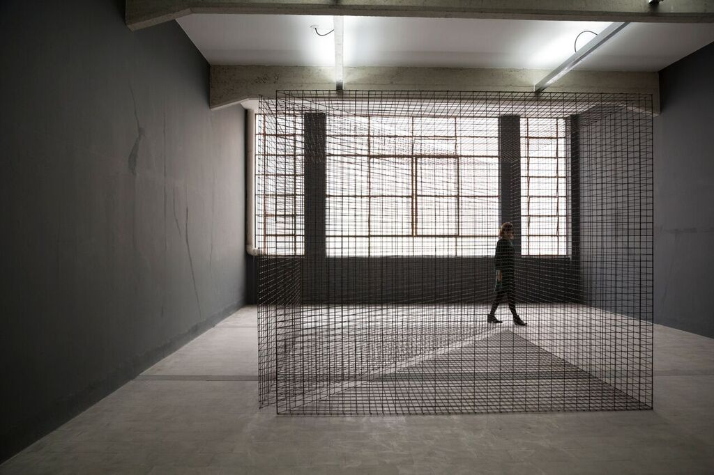 Stuart Brisley - Art Weekend São Paulo