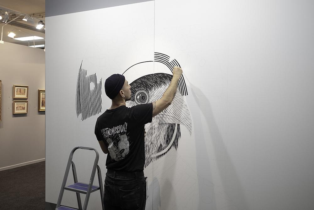 SP-Arte 2019. Foto: Enio Cesar