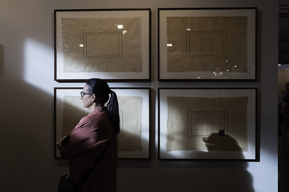 SP-Arte 2019. Foto: Leo Eloy